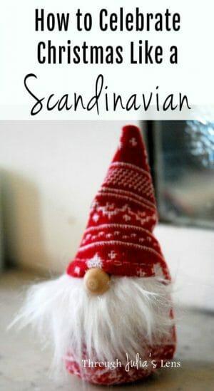 Scandinavian Christmas Guide: How to Celebrate Christmas Like a Scandinavian