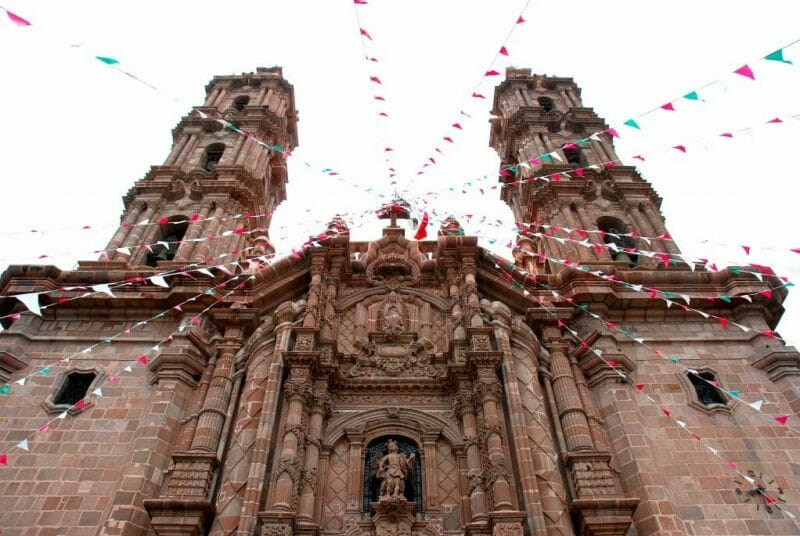 Old City San Luis Potosí