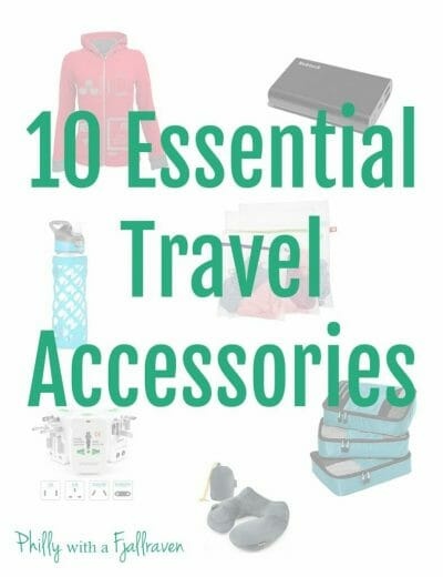 10 essential travel accessories