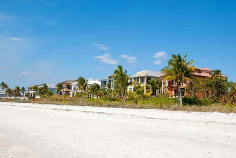 Fort Myers, FL beach