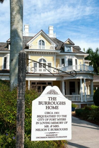 Burroughs Home in Fort Myers