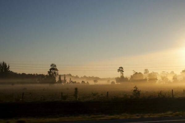 Sunrise at Six Mile Cypress Slough