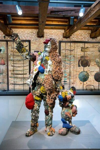 Damien Hirst exhibit Venice