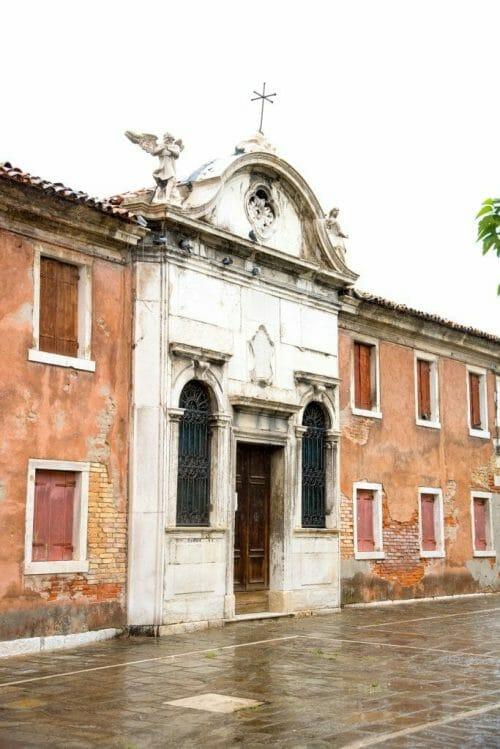 Church at Murano