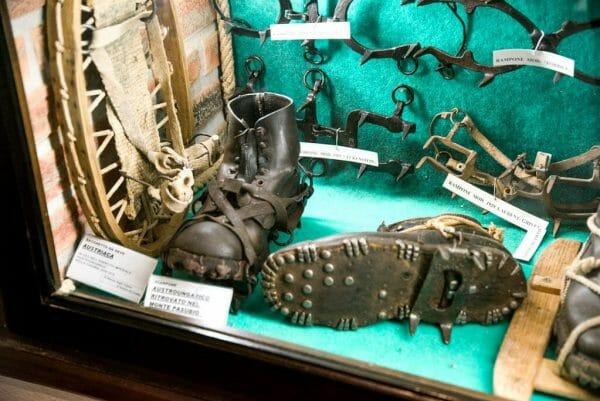 Bassano del Grappa Alpini museum