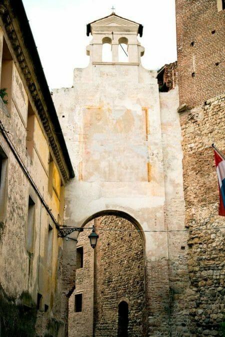 Bassano del Grappa castle