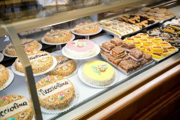 Bassano del Grappa pastries