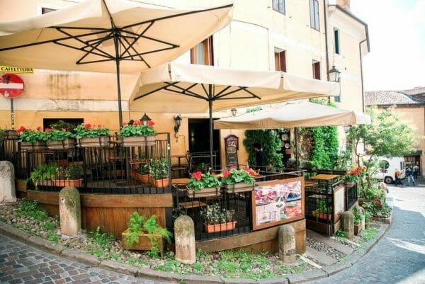 Bassano del Grappa restaurant