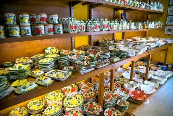 Bassano del Grappa ceramics