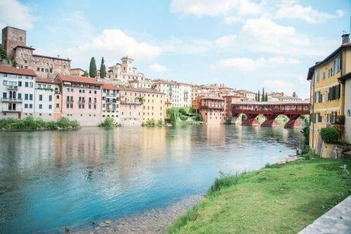 Ponte Vecchio in Bassano del Grappa