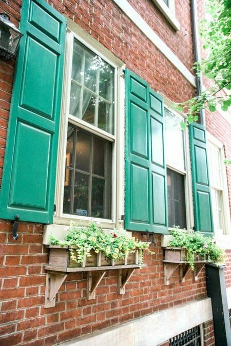 Old City Philadelphia home