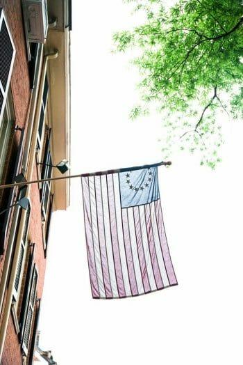 Fourth of July in Philadelphia