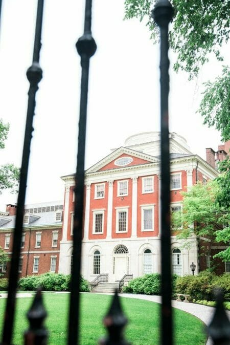 Historic Penn Hospital