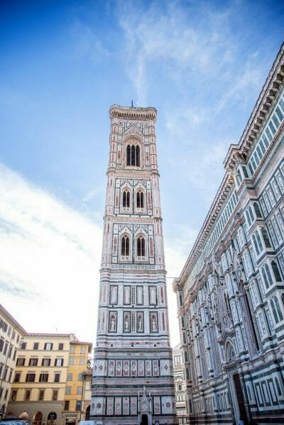Florence belltower