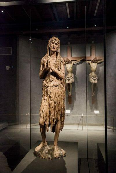 Penitent Magdalene by Donatello
