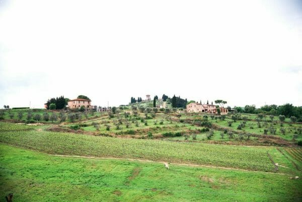 Houses in Tuscany