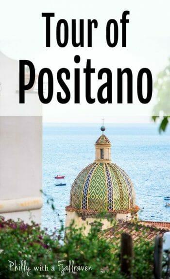 Tour of Positano