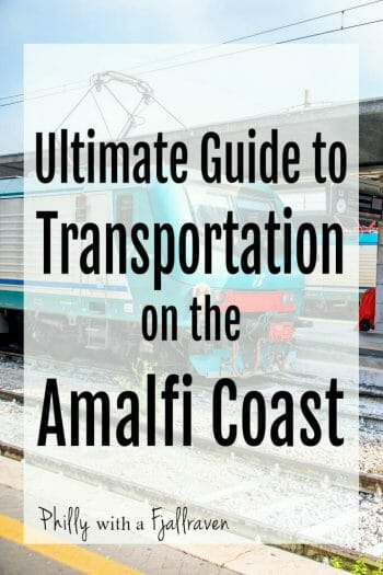 The Ultimate Guide to Transportation on the Amalfi Coast