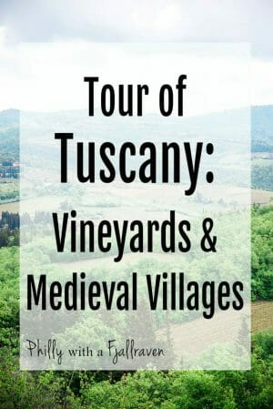 Tour of Tuscany: Vineyards & Medieval Villages