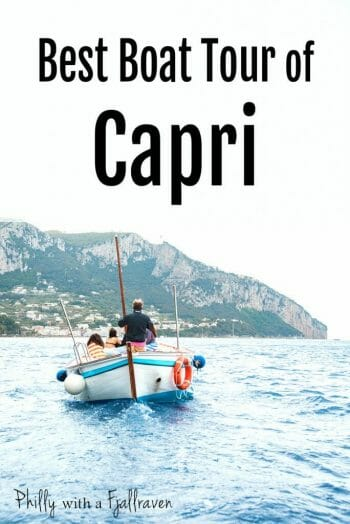 The Best Boat Tour of Capri