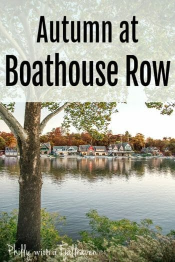 Boathouse Row: The Best Spot to See Fall in Philadelphia
