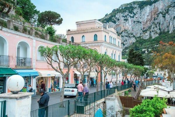 Tour of Capri