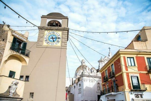 Downtown Capri