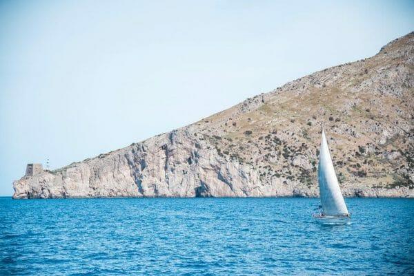 Italian sailboat