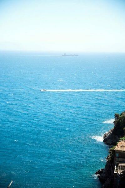 Amalfi Coast water