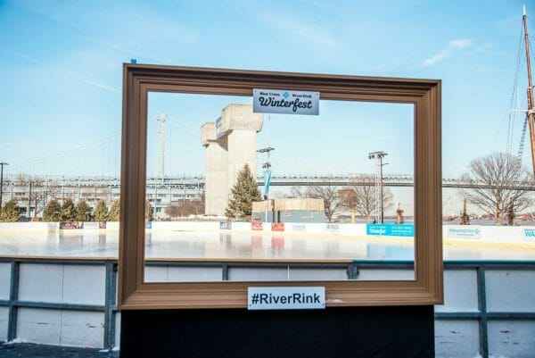 Blue Cross RiverRink
