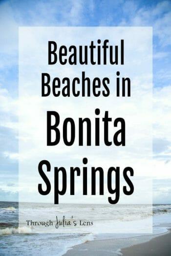 Beautiful Beaches in Bonita Springs