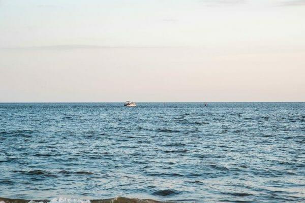 Boat in Florida