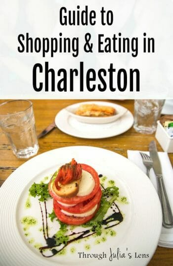 Guide to Shopping & Eating in Charleston