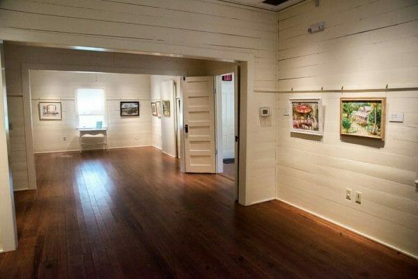 Edison & Ford Winter Estates art gallery