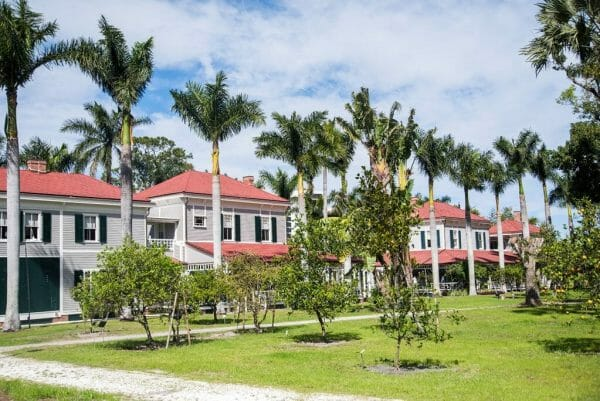 Ford and Edison Estates in Fort Myers