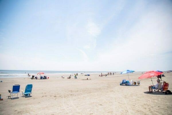 Beaches in Charleston