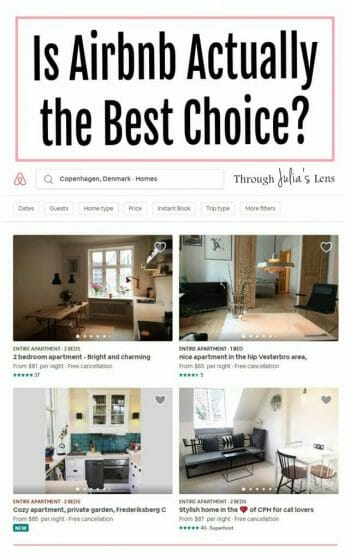 Is Airbnb Actually the Best Choice? The Pros and Cons of Airbnb