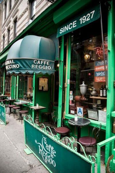 Caffe Reggio