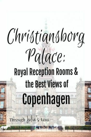 Christiansborg Palace: Royal Reception Rooms and the Best Views of Copenhagen