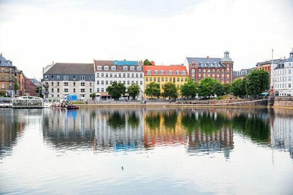 The Lakes in Copenhagen
