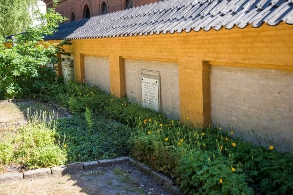 Assistens Cemeteryin Copenhagen