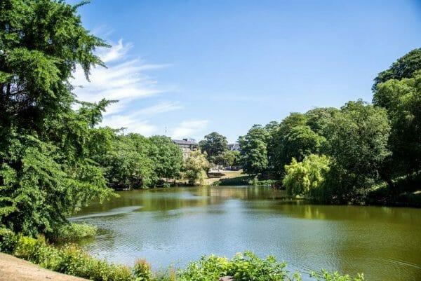 Botanical Gardens in Copenhagen