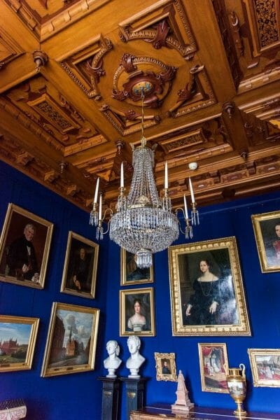 Frederiksborg Castle tour