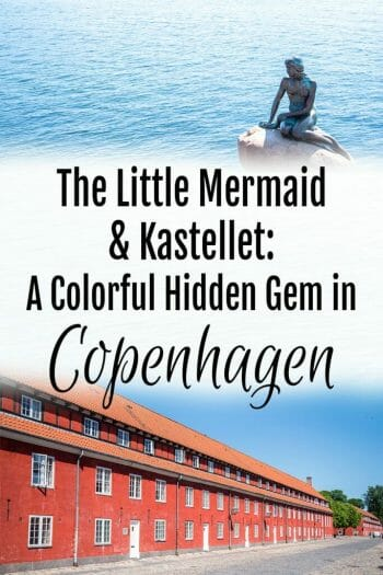 Visiting the Little Mermaid Statue & Kastellet: A Colorful Hidden Gem in Copenhagen