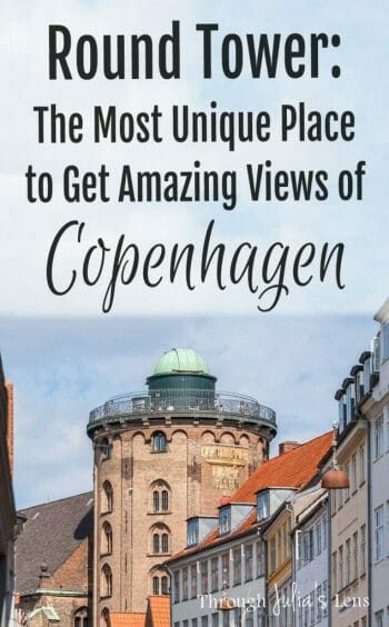 The Round Tower: The Most Unique Place to Get Amazing Views of Copenhagen