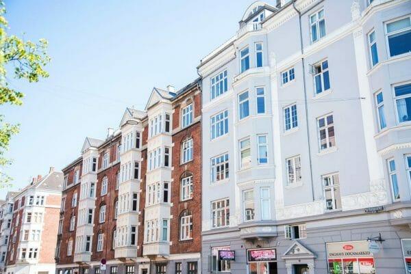 Vesterbro apartments