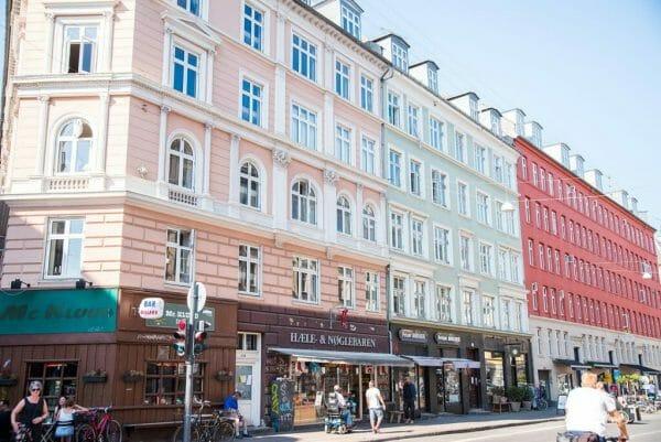 Vesterbro in Copenhagen
