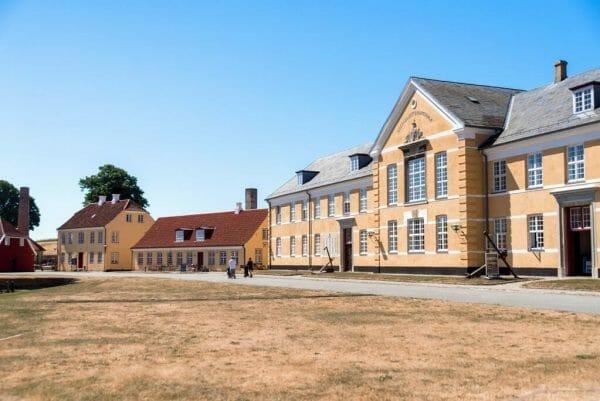 Gates at Kronborg