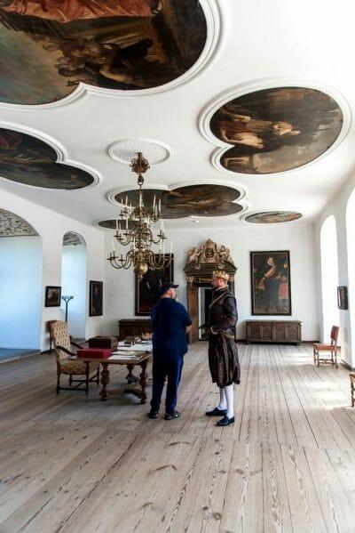 Kronborg Castle Hamlet performance
