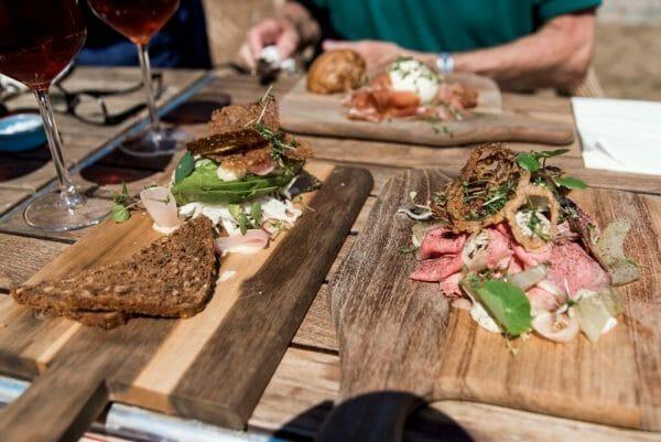 Lunch at Kronborg